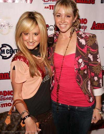 ashley tisdale and jennifer tisdale